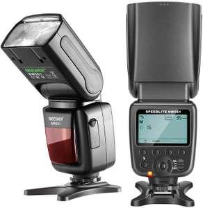 Neewer NW-561 Flash Speedlite voor Canon, Nikon, Fujifilm, Panasonic, Sony etc.