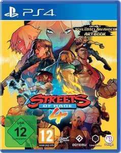 Streets of Rage 4 (Sony PS4) @Amazon