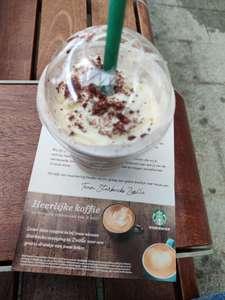 Gratis drankje naar keuze na aankoop bij Starbucks Zwolle en 20% studentenkorting