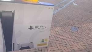 PS5 Disk edition bij Game Mania Apeldoorn