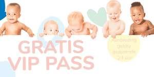 Gratis VIP pass voor de Babyboom beurs (België)