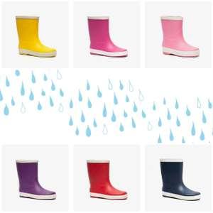 Regenlaarzen | maten 23 t/m 35 | 6 kleuren | [waren €14,99]