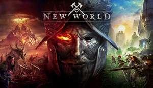 New World (Steam key) voor €28,10 @ Gamivo