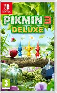 Pikmin 3 Deluxe (Nintendo Switch) @Nedgame