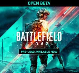 [Gratis BETA weekend] Battlefield 2042 Open Beta 8-10-2021 (met Pre order, EA play, Xbox Game Pass 6-10-2021 nu al speelbaar!)