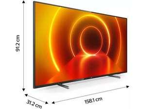 """PHILIPS 70PUS7805/12 70"""" Ultra HD 4K Smart TV voor €644 @ MediaMarkt / Platte TV"""