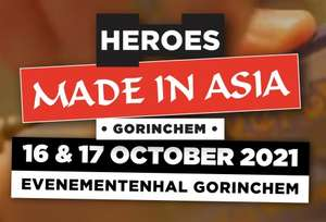 Heroes Made in Asia discount code
