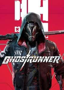 Ghostrunner (PC GOG, CDKeys)