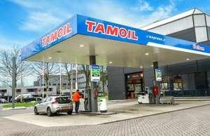 Standaard 5 cent p/l tankkorting bij TAMOIL!