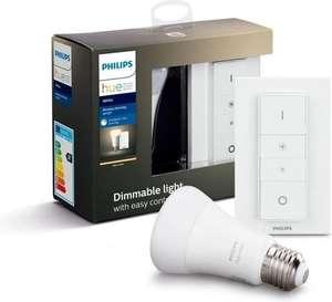HUE Dimmer + Lamp White E27