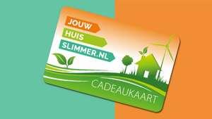 [Utrecht stad] Gratis duurzame cadeaukaart t.w.v. 25 euro. O.a. te besteden bij Gamma, Praxis en Karwei
