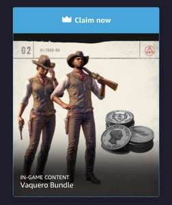 [Gratis] Vaquero bundel Far Cry 6 bij Prime Gaming
