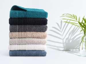 [Dagdeal] 6x Seashell Supreme Handdoek (50x100cm) 650 grams / 100% Egyptisch katoen voor €29,95 @ iBood