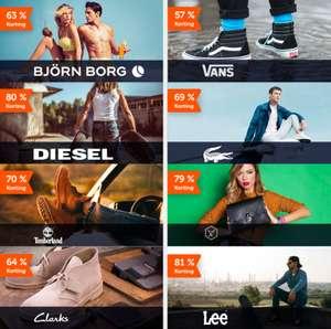 Fashion deals met tot 81% korting + gratis verzending [va €50 - normaliter €5,95]