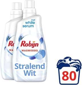 Robijn White 2x40 wasjes (2.8 liter)