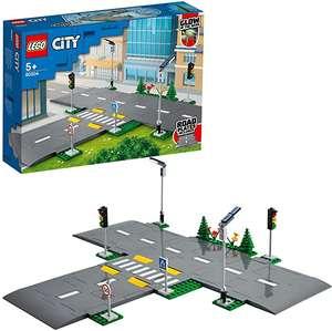 LEGO 60304 City Rijplaten Bouwset met Verkeerslichten