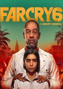 Far cry 6 (uplay/cdkeys)