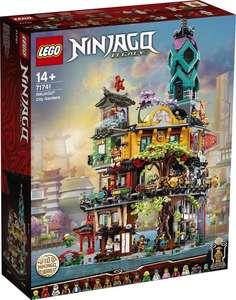 Alleen in winkel: Lego Ninjago stadstuin 71741