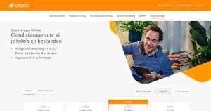 1TB online opslag voor €1 i.p.v. €90 bij Strato