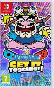 WarioWare: Get it Together! [€10 extra korting in app] (Nintendo Switch) @Amazon FR