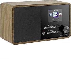 Internetradio Severin Imperial i110 houtkleur