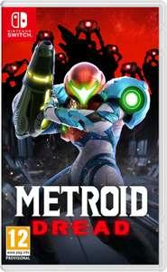 [Switch] Metroid Dread (+10€ korting Amazon.fr -> €38.68)