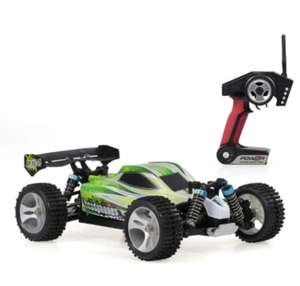 Wltoys A959-B 1:18 2,4ghz RC Car 4WD 70km/h Off-road