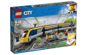 Lego 60197 Passagierstrein (met gratis 11002 Classic set)
