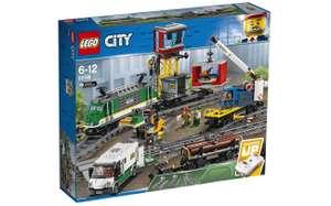 Lego City 60198 Vrachttrein (met gratis Classic 11002 set)