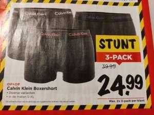 Calvin Klein Boxershort 3 pack