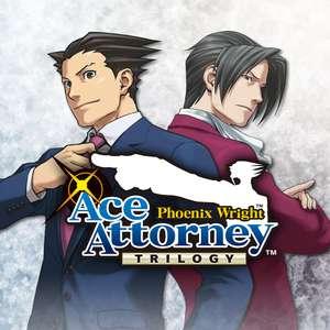 Phoenix Wright: Ace Attorney Trilogy (Switch)
