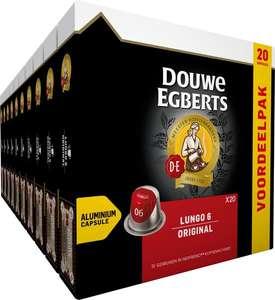 DE koffiecups lungo 200 stuks (selectdeal bol.com & amazon volgt)