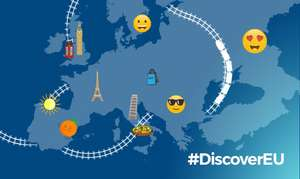 Gratis reizen door Europa met het OV (18-20 jaar)