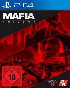 Mafia Trilogy voor PS4 en Xbox One