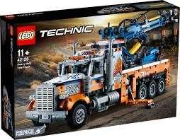 Lego technic Robuuste sleepwagen (42128)