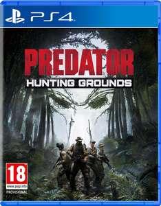 Predator: Hunting Grounds voor de PlayStation 4