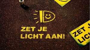 ANWB tag pakket zet je licht aan gratis op te halen in de winkel