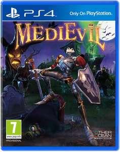 Medievil voor de PlayStation 4