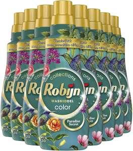 Robijn Klein & Krachtig Paradise Secret Vloeibaar Wasmiddel - 160 Wasbeurten 8 x 700 ml