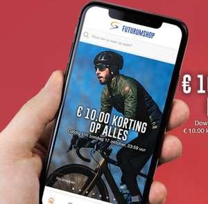 [Alleen in de app] 10 euro korting op alles bij Futurum