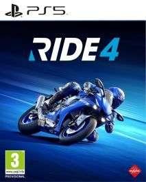 Ride 4 voor de PlayStation 5
