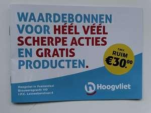 [LOKAAL] Gratis producten bij Hoogvliet Veenendaal met coupons