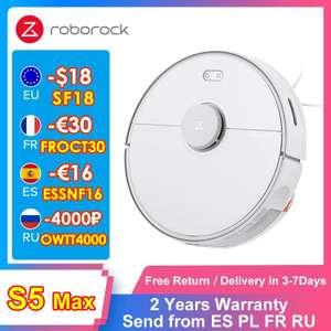 318 Euro Roborock S5 Max