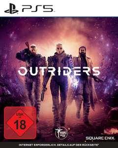 Outriders voor de PlayStation 5