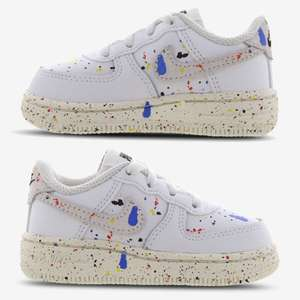 Nike Force 1 LV8 3 Splatter toddler sneakers