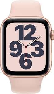 Apple Watch SE 40mm goudroze €239,39