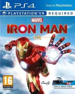 Marvel's Iron Man VR voor PlayStation 4