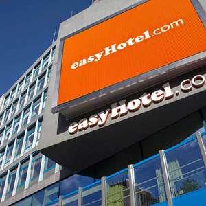 easyHotel 10 jaar! Hotelkamer € 20,= per nacht in de Benelux (8 hotels)