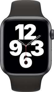 Apple Watch SE 44mm spacegrey voor 253,95 @ Amazon.nl