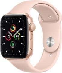 Apple watch se 44mm roze voor 248,95 met select